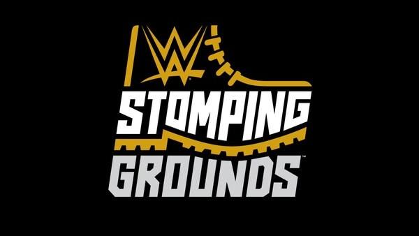 WWE Stomping Grounds logo