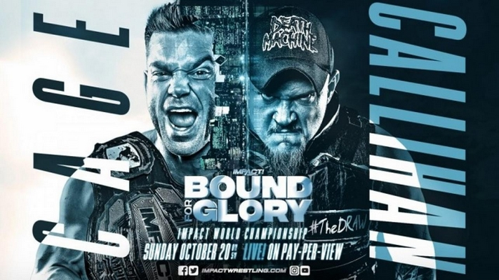 Impact Wrestling Bound For Glory 2019 Results