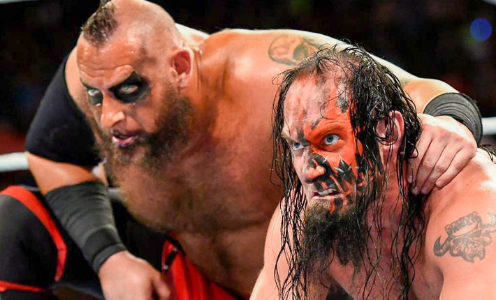What Happened To WWE NXT's Original Monster Tag Team, The ...