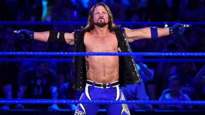 Breaking: AJ Styles Traded To WWE Smackdown From Monday Night Raw 1