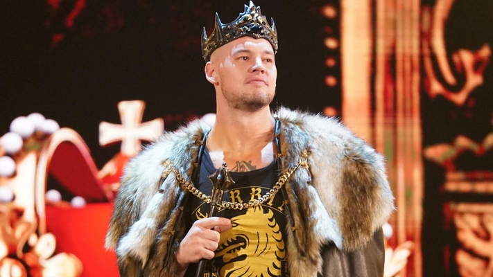 King Corbin | Will he win the Royal Rumble? | WWE