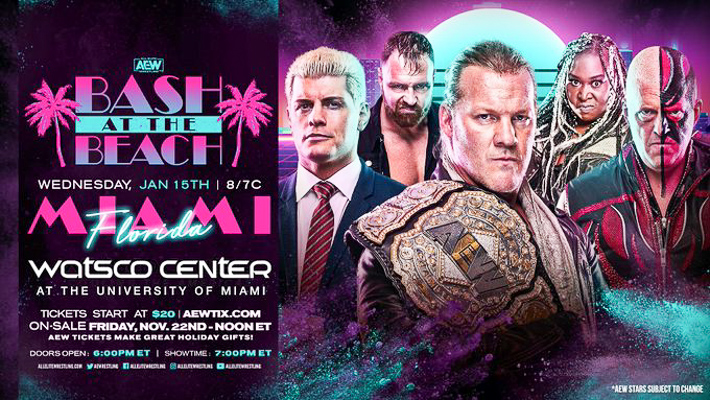 Roh Best In The World 2020.Aew All Elite Wrestling To Air Two Special Episodes Of