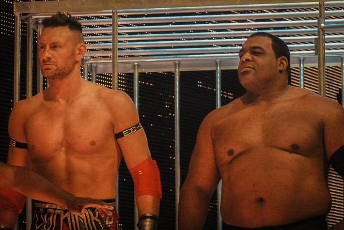 Keith Lee Dominik Dijakovic To Face Undisputed Era For The Wwe Nxt Tag Team Championships The Overtimer