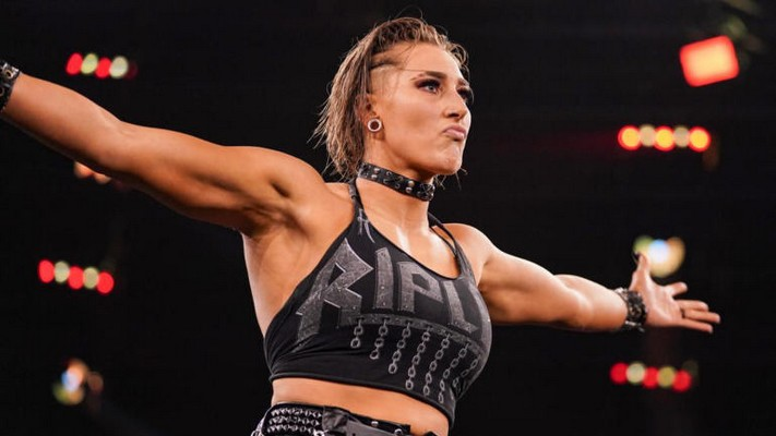 Rhea Ripley Defeats Shayna Baszler To Become Nxt Women S