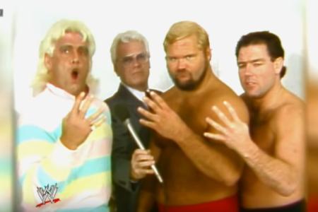 WWE Hall of Famer Arn Anderson Named the Modern Day Four Horsemen - The Overtimer