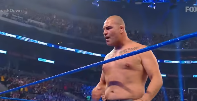 Cain Velasquez Expected to Return for Royal Rumble