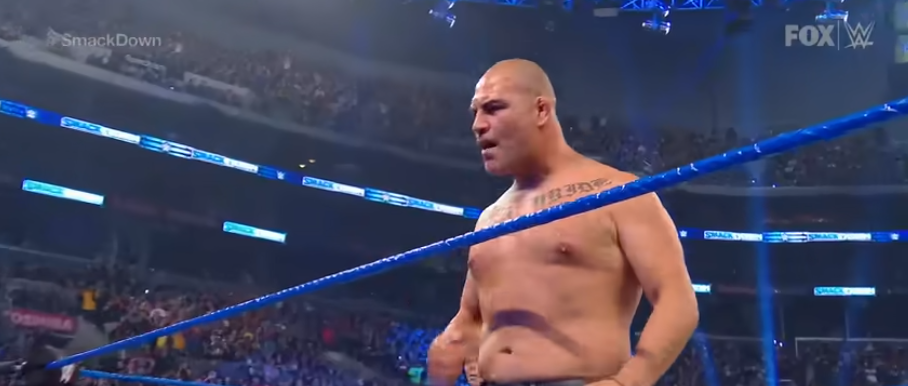 Cain Velasquez Expected to return at Royal Rumble