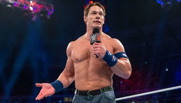 Was The First Year Since  Where John Cena Did Not Wrestle