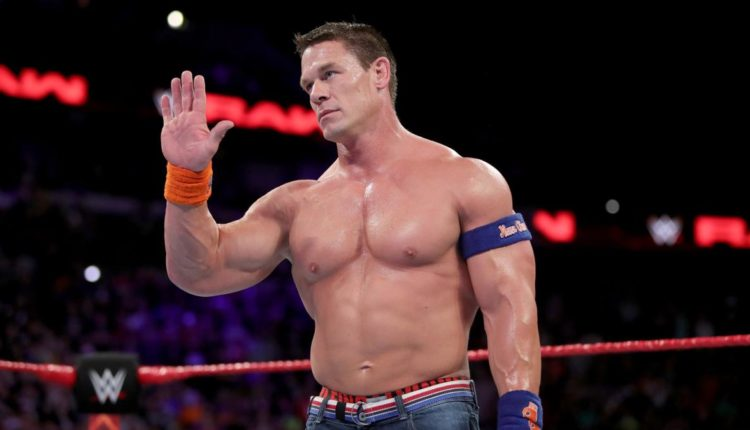 If John Cena Does Not Wrestle On Raw Tomorrow He Will Have Gone A