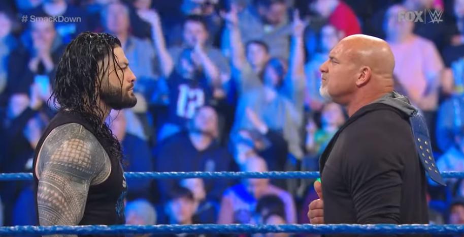 WWE Removes Roman Reigns From Wrestlemania 36; Goldberg's New Opponent Revealed 2