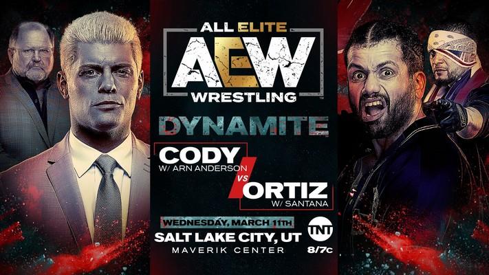 Cody vs. Ortiz