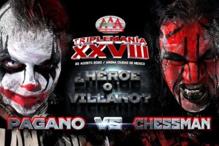 Watch AAA TripleMania XXVIII 2020 12/12/20