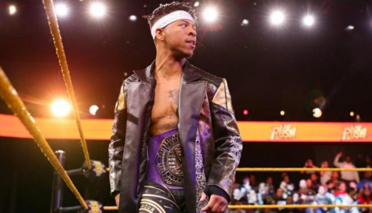 Could Lio Rush Be Planning An Exit From WWE?