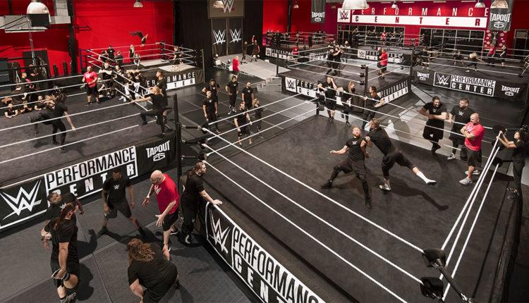 Записи WrestleMania 36 пройдут на следующей неделе