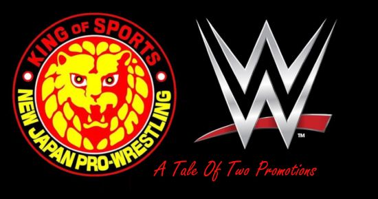 A Tale Of Two Promotions: How NJPW, WWE Handled The Pandemic On April 15th