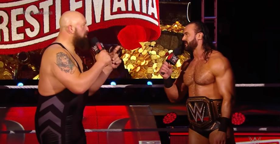 Drew McIntyre — A Throwback to WWE Glory Years