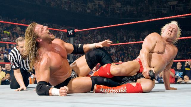 How WWE Ruined One Of Their Best RAW Main Events: Triple H vs. Ric Flair - The Overtimer - Evolution - Adapt or Perish