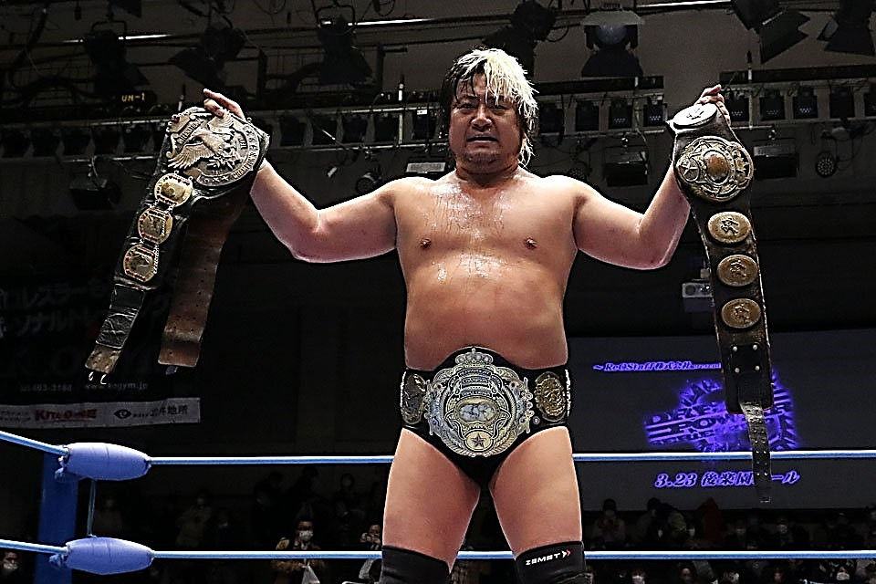 Suwama Teases All Japan Pro Wrestling Adding A Womens Division