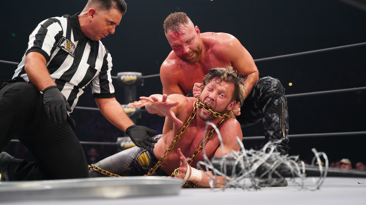 Jon Moxley Says He And Kenny Omega Are The Best In The World