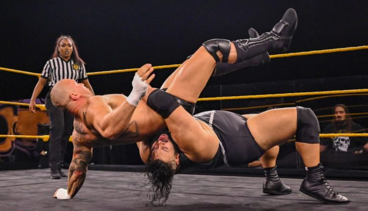 WWE NXT Results: Bronson Reed vs. Karrion Kross - The Overtimer