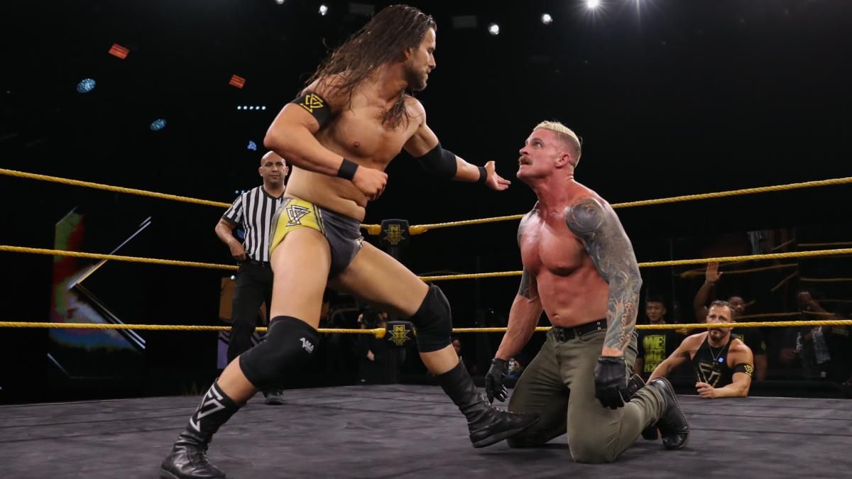 WWE NXT Results: Adam Cole vs. Dexter Lumis - The Overtimer