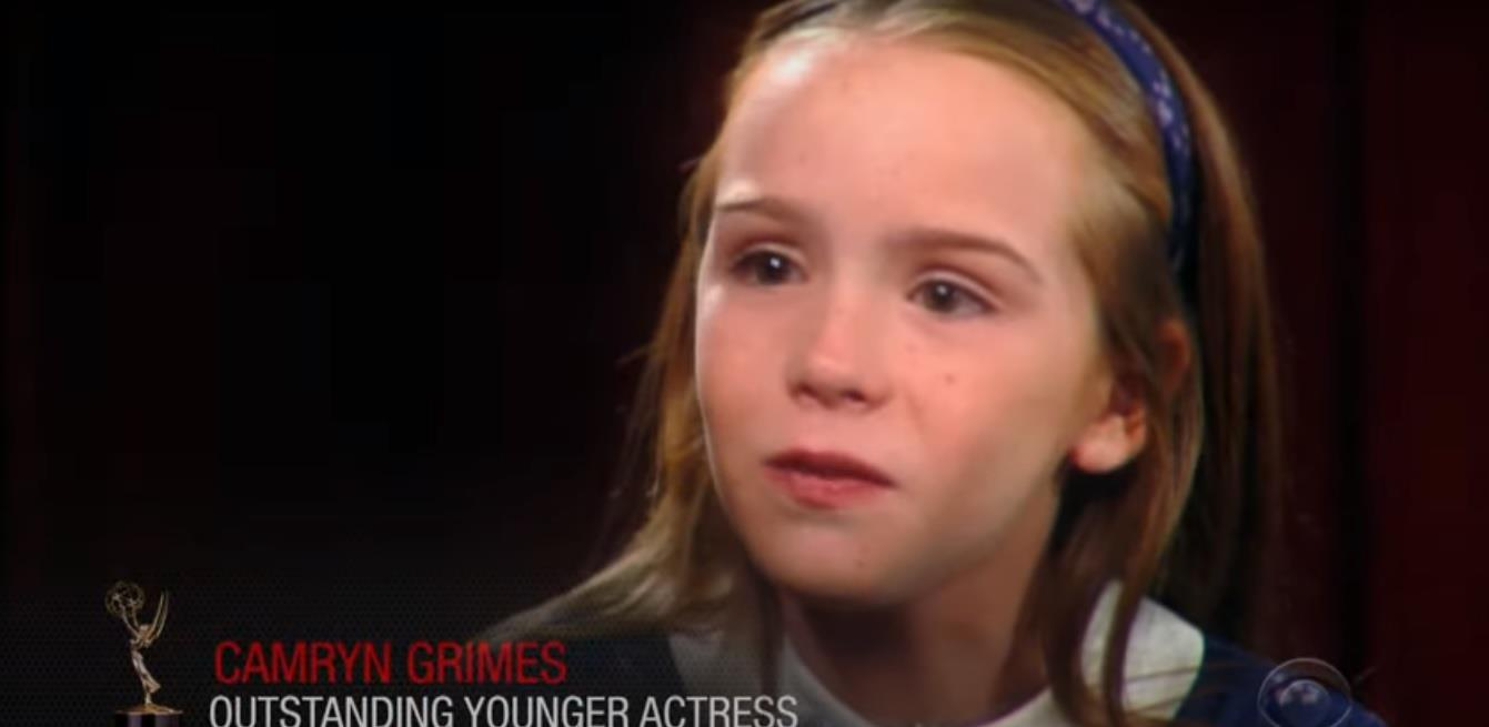 """CBS """"The Young and the Restless"""" Spoilers – June 26 Throwback Spoilers – Cassie is Awarded to Sharon and Nick; Camryn Grime's Outstanding Younger Actress Performance"""