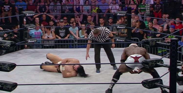 Impact Wrestling Uploaded Their Bobby Lashley vs. Drew McIntyre Title Match