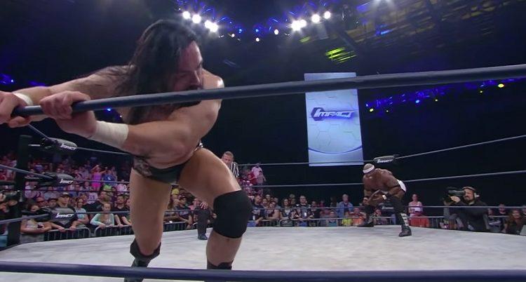 Impact Wrestling Uploaded Their Bobby Lashley vs. Drew McIntyre Title Match