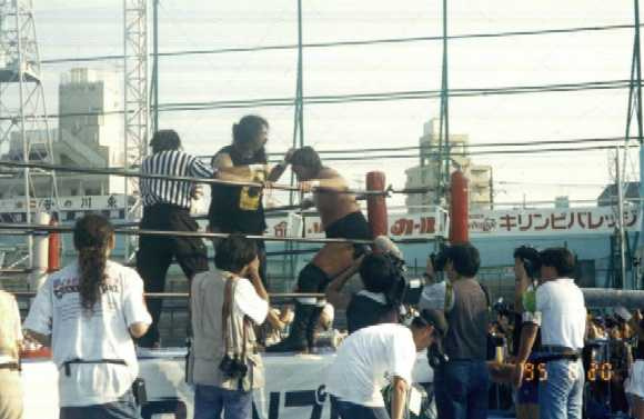 Into the Vault: IWA King of the Deathmatch 1995