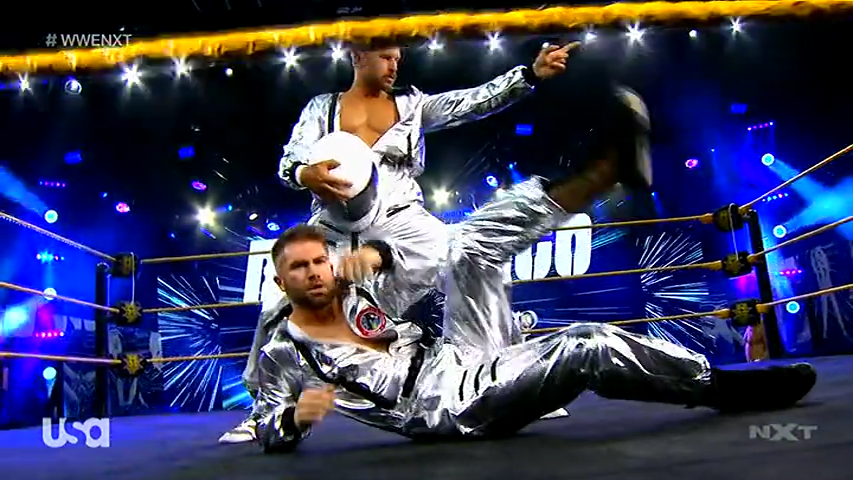 Would Breezango Have Won The 2020 Dusty Rhodes Tag Team Classic ...