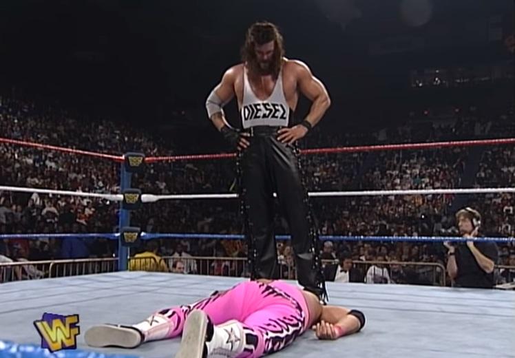 Into the Vault: WWE Survivor Series 1995