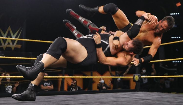 WWE NXT Results: Bronson Reed vs. Johnny Gargano vs. Roderick Strong - The Overtimer
