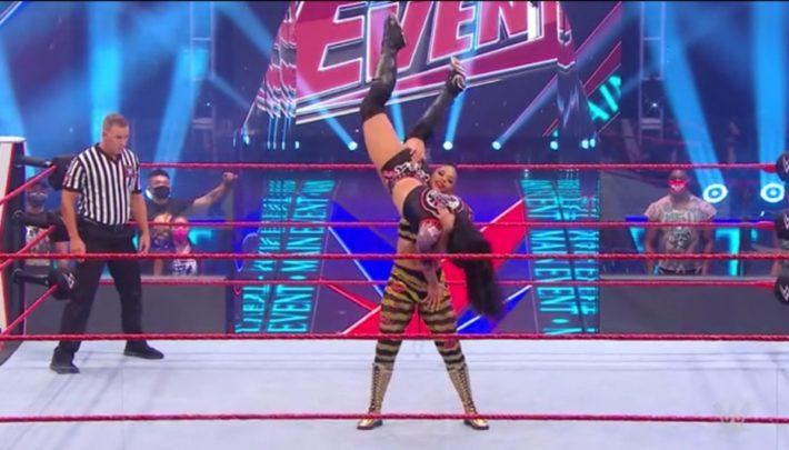 WWE Main Event Results: Jessi Kamea vs. Bianca Belair