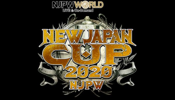 Watch NJPW Strong New Japan Cup 2020 USA Round 1