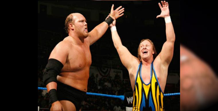 Wrestling Salvage Yard: Ray Gordy AKA Jesse