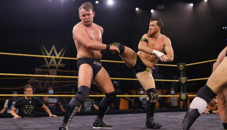 Wwe Nxt Result Undisputed Era Vs Imperium Nxt Tag Team Championship Match The Overtimer The stable is composed of adam cole, bobby fish, roderick strong and kyle o'reilly. undisputed era vs imperium nxt tag