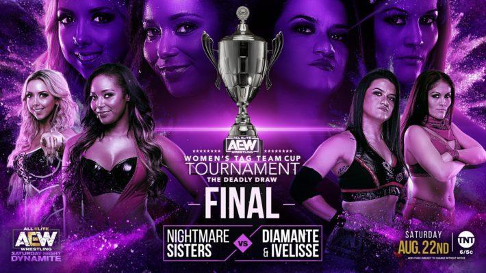 AEW Saturday Night Dynamite Results: Nightmare Sisters vs. Diamante & Iveliesse