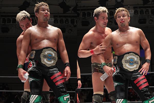 YOSHI-HASHI Finally Wins Gold In NJPW
