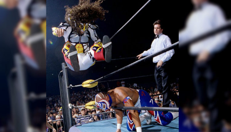 Rey Mysterio vs. Psicosis: Who Was Better?