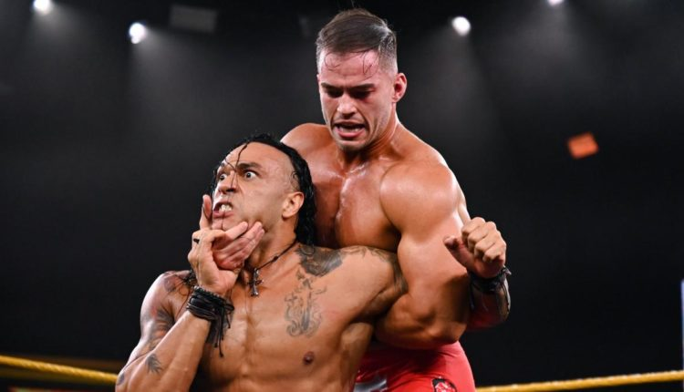 WWE NXT Results: Austin Theory vs. Damien Priest - The Overtimer