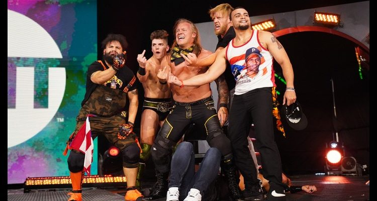 Could AEW's Inner Circle Be Breaking Apart?