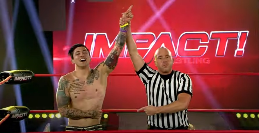Impact Wrestling Results (9/8) - X Division Number 1 Contender – TJP Defeated Chris Bey; Locker Room Talk Featuring Kylie Rae and Susie