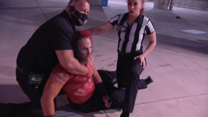 Matt Hardy Spot Takes Center Stage Following All Out