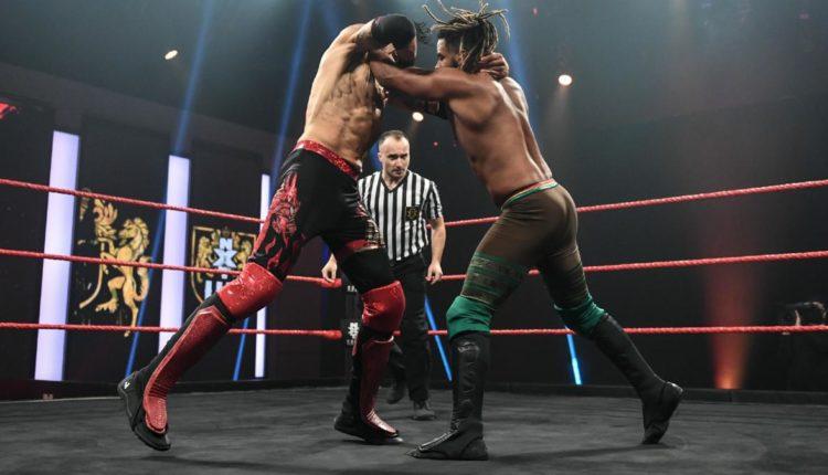 NXT UK Results: Eddie Dennis vs. Oliver Carter