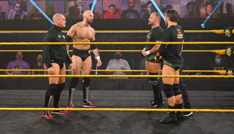 WWE NXT Results: Oney Lorcan & Danny Burch vs. Undisputed Era (Roderick Strong & Bobby Fish)