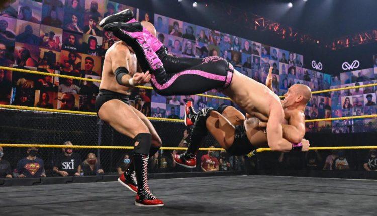 WWE NXT Results: Oney Lorcan & Danny Burch vs. Breezango [WWE NXT Tag Team Championship Match]