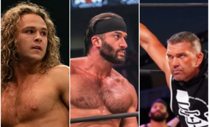 Who Were The Workhorses Of The First Year Of AEW Dynamite?