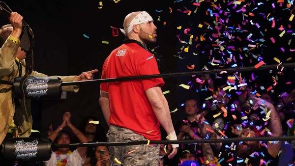 Nick Gage Was Supposed To Make AEW Debut At All Out