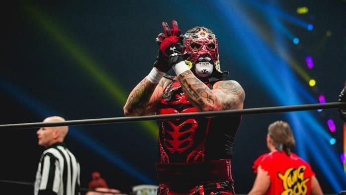 Penta El Zero M Will Face Kenny Omega Next Week On AEW Dynamite, Rey Fenix Injured