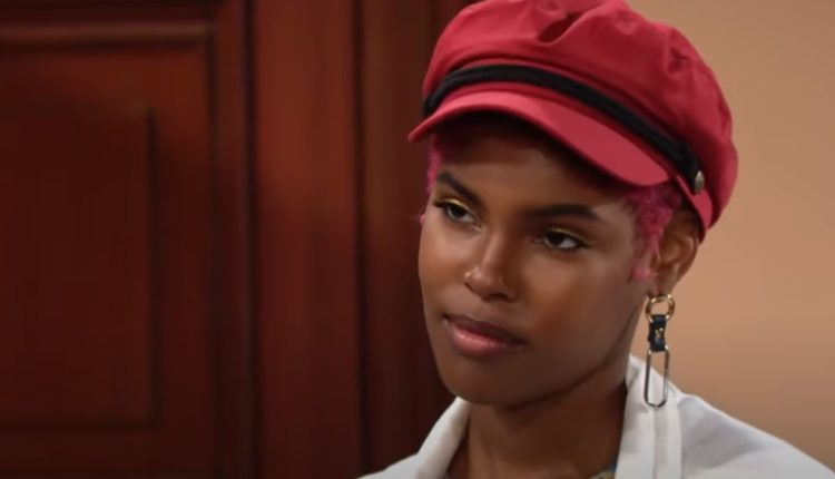 "CBS ""The Bold and the Beautiful"" Spoilers – November 2 Spoilers – Quinn Points the Finger at Shauna; Paris Buckingham Catches Zende's Eye"